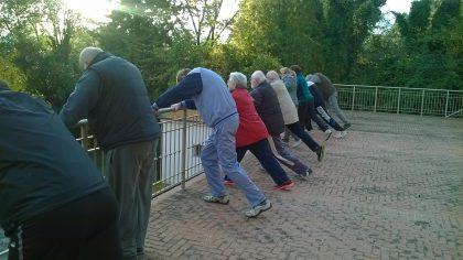 Corso di attività motoria per prevenzione osteoporosi