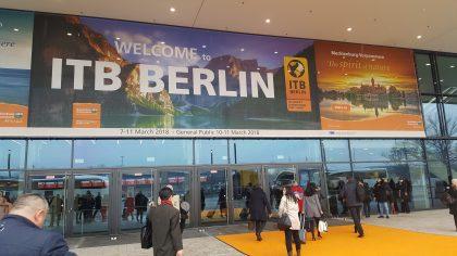 """Comunicato stampa: fiera turistica """"I.T.B. Berlin 2018"""""""
