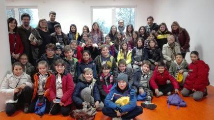 Un libro per due: gemellaggio culturale tra le scuole di Sarnano e Santa Maria dell' Arzilla
