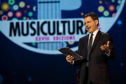 Musicultura in lutto per Fabrizio Frizzi, storico conduttore