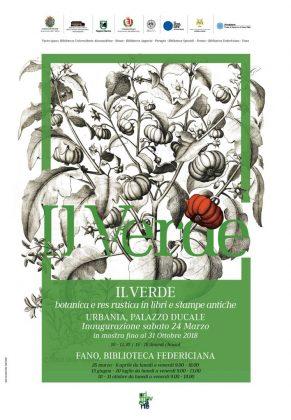 Il Verde, botanica e res rustica in libri e stampe antiche.