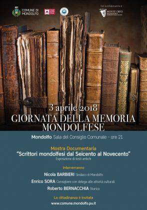 """""""Giornata della memoria mondolfese"""": il 3 aprile si ricorda l'assedio al castello"""