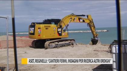 """Aset Reginelli: """"Fermi i cantieri, indagini per ricerca di altri ordigni"""". – VIDEO"""