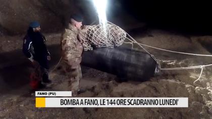 Bomba, le 144 ore scadranno lunedì 19 marzo – VIDEO