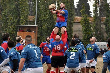 """Largo ai giovani. Esperimenti """"under"""" per il Fano Rugby a San Benedetto."""