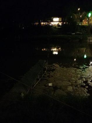 Ambiente: schiuma bianca sul fiume Foglia. Interviene Guardia Costiera, forse sversamento azienda