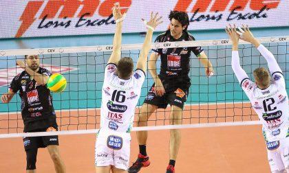 Pallavolo: Champions; a Civitanova derby italiano con Trentino
