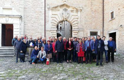 affollata Assemblea annuale delle Pro loco al Castello Brancaleoni di Piobbico