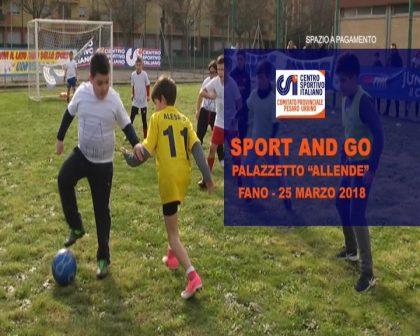 Sport and Go CSI (25 marzo 2018)