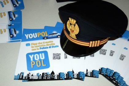 """Attivata anche a Pesaro la nuova App della Polizia di Stato """"YouPol"""""""
