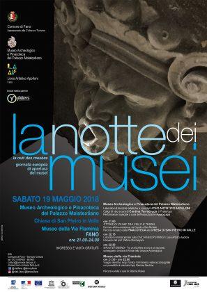 """Notte dei Musei, sabato 19 maggio: """"Musei iperconnessi: nuove vie, nuovi pubblici"""""""