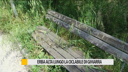 """Fanesi erba alta: """"iniziati gli sfalci"""" – VIDEO"""