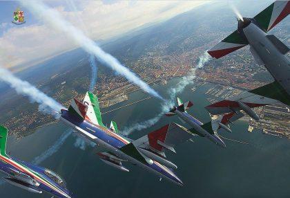 Pesaro, Ricci: «In 60mila per l'emozione delle Frecce»