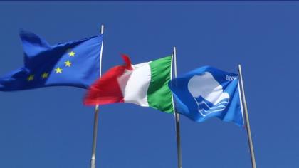 Festa regionale delle Bandiere Blu, sabato una cerimonia a Fano