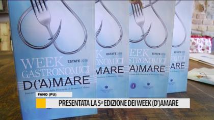 Presentata la 5° edizione dei week (d')Amare – VIDEO