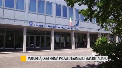 Maturità, oggi prima prova d'esame: il tema d'italiano – VIDEO