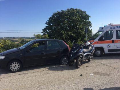 Grave incidente a Carrara di Fano. Fanese in prognosi riservata