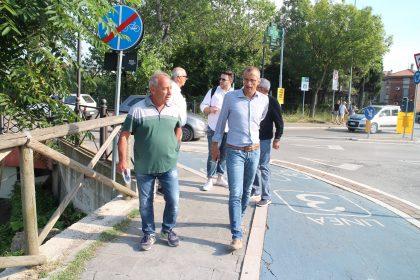 Pesaro, Ricci: «Piano per nuovi parcheggi alla Baia»