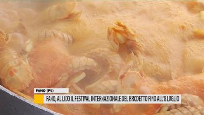 """Fano, al Lido """"il Festival Internazionale del Brodetto"""" fino all'8 luglio – VIDEO"""