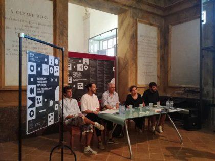 Teatro della Fortuna ad agosto è:  Work in Progress Festival in a contemporary Theatre – VIDEO