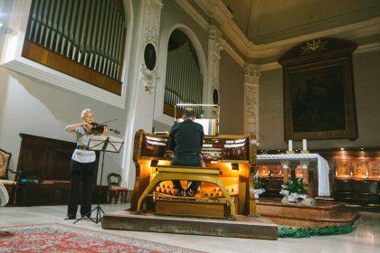 """Al via la 57° edizione dei """"Concerti d'organo a Santa Maria Nuova"""""""