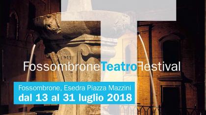 Fossombrone Teatro Festival 2018 – Laura Morante