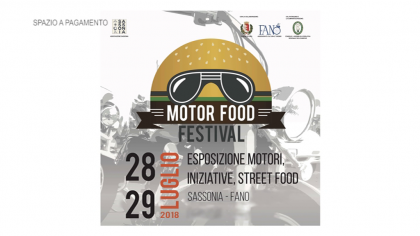 Motor Food Festival 2018