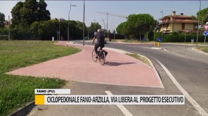 Ciclopedonale Fano-Arzilla, via libera al progetto esecutivo – VIDEO