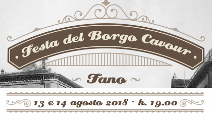 Festa del Borgo Cavour 2018