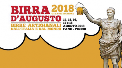 Birra d'Augusto 2018