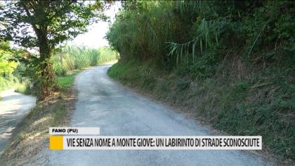 Vie senza nome a Monte Giove: un labirinto di strade sconosciute – VIDEO