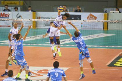 Volley A2, GoldenPlast parte a razzo poi si ferma. Stasera ore 22.30 su Fano TV