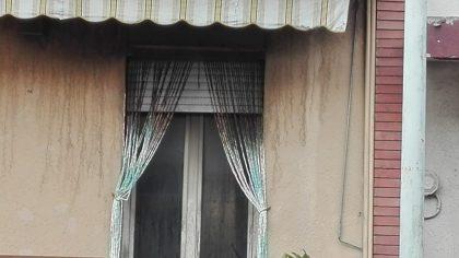 Anziana disabile muore nel rogo di un palazzo a Pesaro – VIDEO