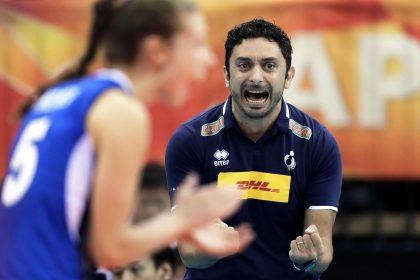 Pallavolo femminile: Italia in finale per l'oro. Festa per il Ct Marottese Mazzanti
