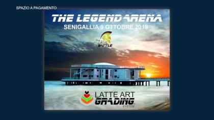 The Legend Arena – Senigallia (9 ottobre 2018)