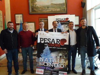 Si accende 'Pesaro nel cuore': sabato la cerimonia di apertura in piazza – VIDEO