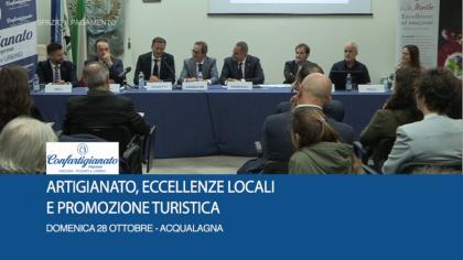Artigianato, eccellenze locali e promozione turistica – Acqualagna (28 ottobre 2018)