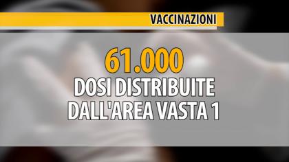 Vaccinazioni: 61.000 dosi disponibili dai medici di medicina generale – VIDEO