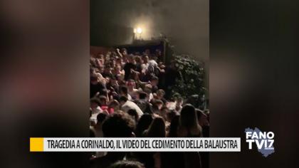 Tragedia a Corinaldo, ecco i nomi delle vittime. Il VIDEO del cedimento della balaustra