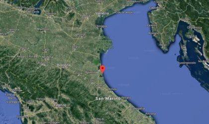 Terremoto di magnitudo 4.6 sulla costa romagnola: scossa avvertita nelle Marche