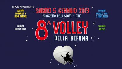 8° Volley della Befana (5 gennaio 2019)