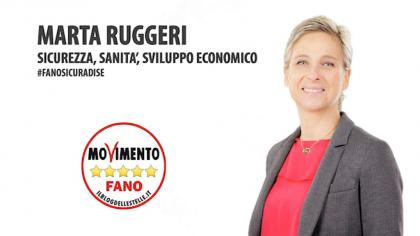 Marta Ruggeri  #fanosicuradise – Sicurezza, Sanità e Sviluppo Economico (9 gennaio 2019)