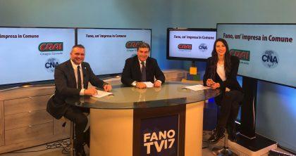 Fano, economia e imprese: stasera confronto su Fano TV con Massimo Seri