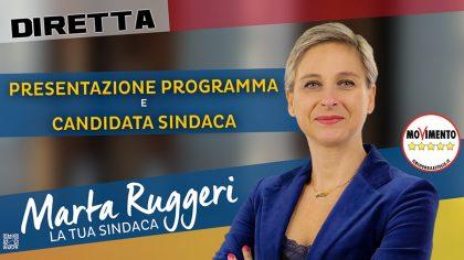 Presentazione programma e candidata a Sindaco di Fano Marta Ruggeri (9 febbraio 2019)