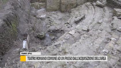 Teatro Romano, comune ad un passo dall'acquisizione dell'area – VIDEO