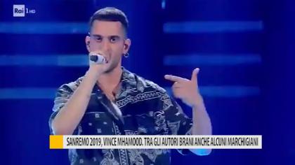Sanremo 2019, vince Mhamood. Tra gli autori dei brani anche alcuni marchigiani – VIDEO