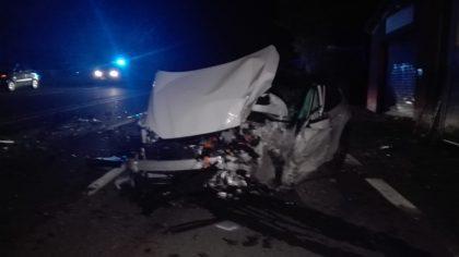 L'Audi si schianta dopo un sorpasso. Due morti e cinque feriti sulle Siligate a Pesaro