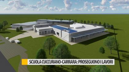 Scuola Cuccurano – Carrara: proseguono i lavori – VIDEO