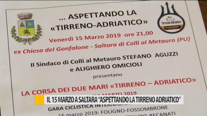 """il 15 marzo a Saltara """"Aspettando la Tirreno Adriatico"""" – VIDEO"""