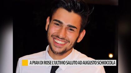A Pian di Rose l'ultimo saluto ad Augusto Schioccola – VIDEO